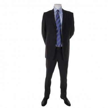 Costume complet anthracite pour Homme Grand