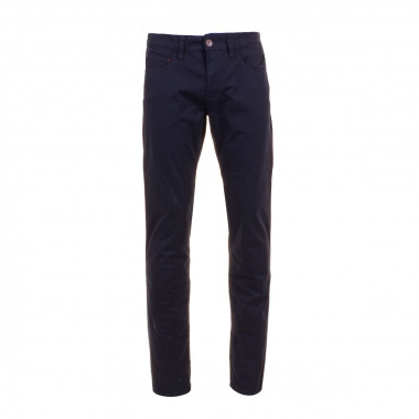 Pantalon Hudson bleu gris  5 poches grande longueur de jambe 38US