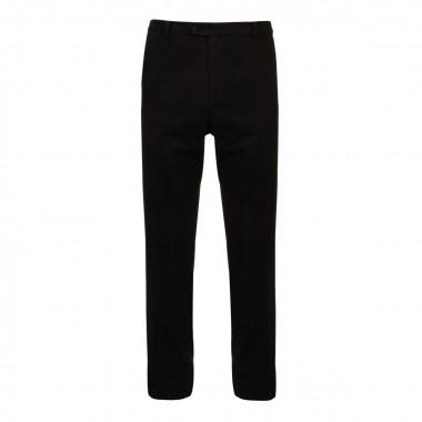 Pantalon chino noir: grande taille jusqu'au 66FR (52US)