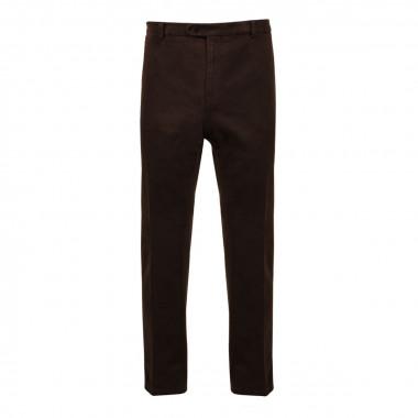 Pantalon chino marron: grande taille jusqu'au 66FR (52US)