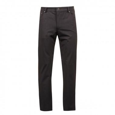 Pantalon micro-fibre gris : grande taille jusqu'au 62 FR (48US)
