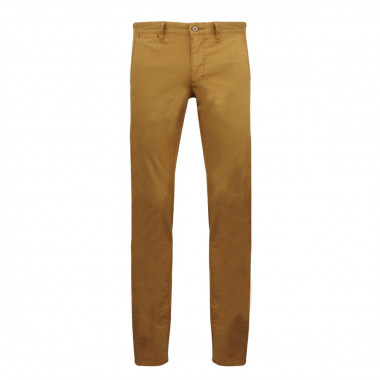 Pantalon camel: grande longueur de jambe 38US