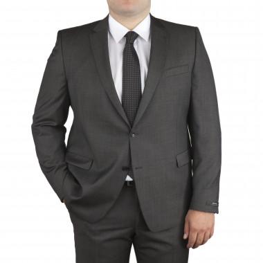 Veste de costume Préférence gris : grande taille du 60 au 68 - Digel