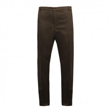 Pantalon chino marron: grande taille jusqu'au 72FR (56US)