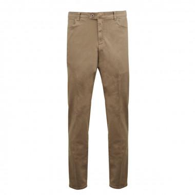 Pantalon chino beige: grande taille jusqu'au 72FR (56US)