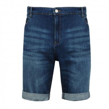 Bermuda en jean: grande taille jusqu'au 68FR (54US)