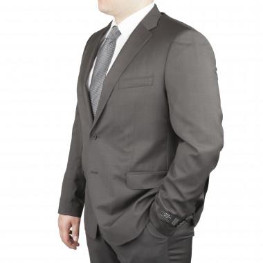 Veste de costume Cerruti anthracite: grande taille du 58 au 70