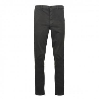 Pantalon chino gris: grande longueur de jambe 38US