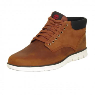 Chukka Leather marron: grande taille du 46 au 50