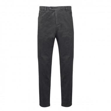 Pantalon Chino confort stretch anthracite: grande taille jusqu'au 72FR (56US)