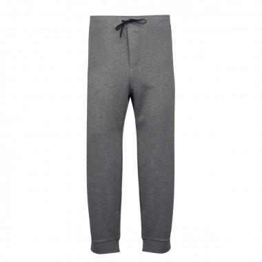 Pantalon de jogging gris: grande taille du 1XL au 5XL