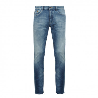 Jean bleu clair stretch:: grande longueur de jambe 38US