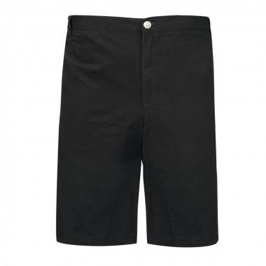 Short noir poches cargo : grande taille jusqu'au 8XL