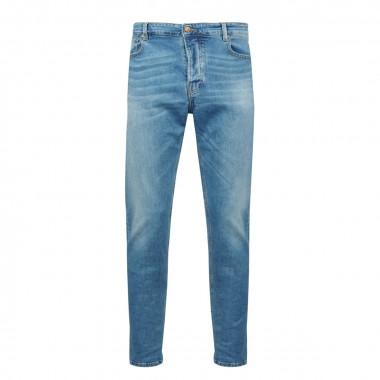 Jean bleu clair: grande taille jusqu'au 62FR (48US)