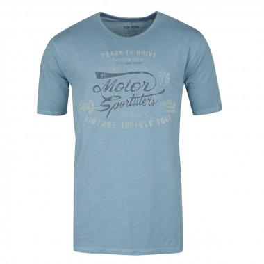Tee-Shirt imprimé ciel pour Homme Grand : du M au 2XL