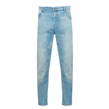 Jean bleu clair: grande taille jusqu'au 66FR (52US)