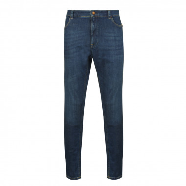 Jean Madison bleu stone: grande taille jusqu'au 64FR (50US)