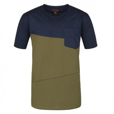 T-shirt kaki: grande taille du 2XL au 6XL