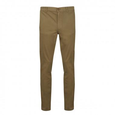 Pantalon chino taupe: grande longueur de jambe 38US