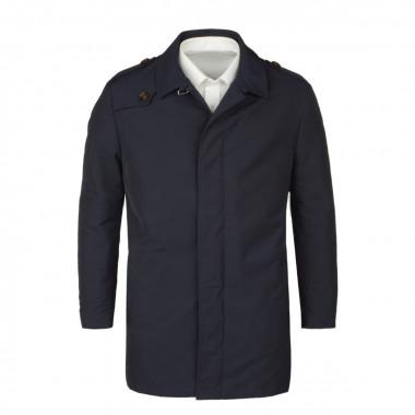 Imperméable bleu pour Homme Grand : du XL au 3XL