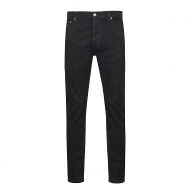 Jean stretch noir: grande taille jusqu'au 62FR (48US)