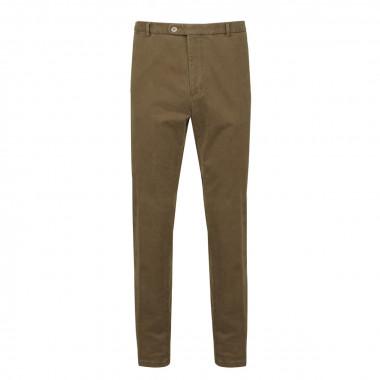 Pantalon chino taupe: grande taille jusqu'au 60FR (48US)