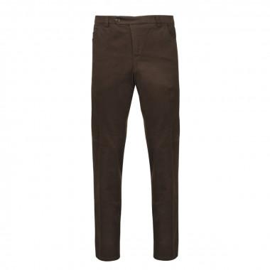 Pantalon chino marron: grande taille jusqu'au 70FR (55US)