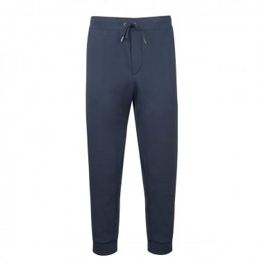 Pantalon de jogging bleu: grande taille du 1XL au 5XL