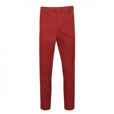 Pantalon chino bordeaux: grande taille jusqu'au 76FR (60US)