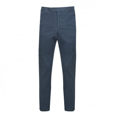 Pantalon chino bleu marine: grande taille jusqu'au 72FR (56US)