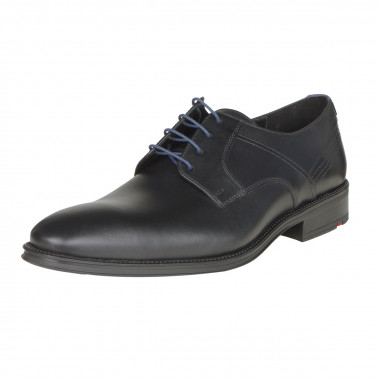 Chaussures Gala noir : grande taille jusqu'au 49.5