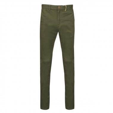Pantalon chino kaki: grande longueur de jambe 38US