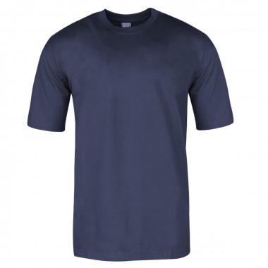 Lots de 2 t-shirts col rond - marine