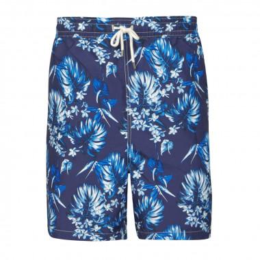 Short de bain bleu marine: grande taille du 2XL au 5XL