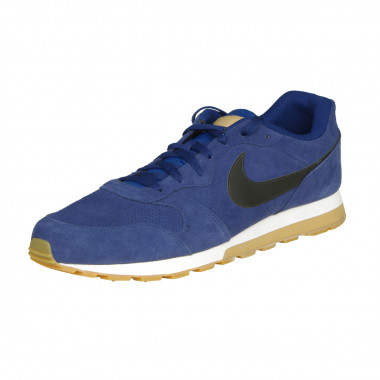 MD Runner bleu: grande taille du 47.5 au 49.5