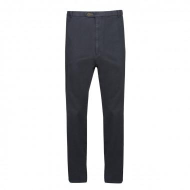 Pantalon chino bleu marine: grande taille jusqu'au 66FR (52US)